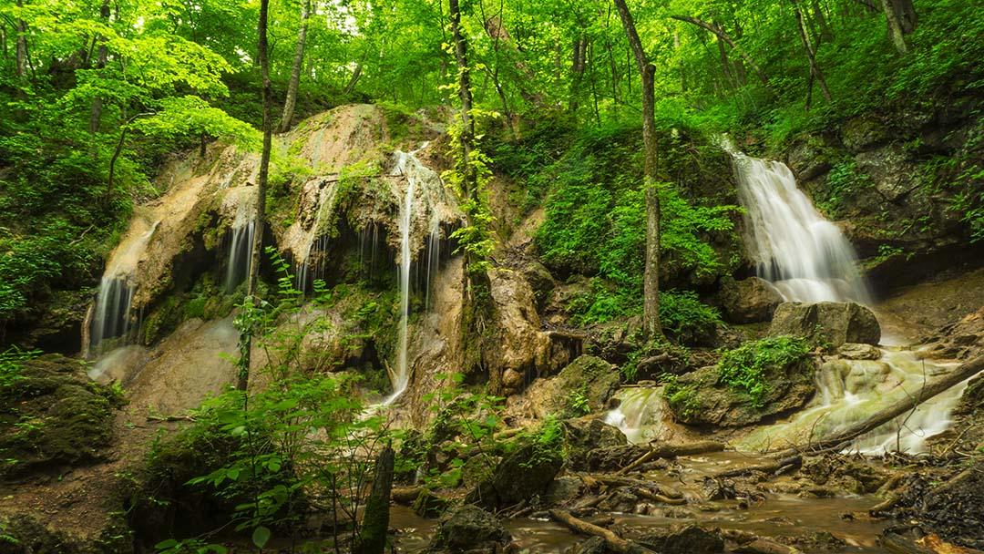 Falls Ridge Falls