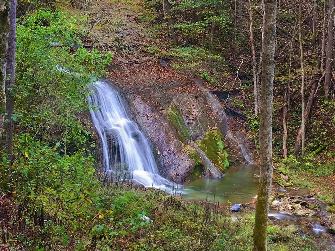 Garrett Creek Falls