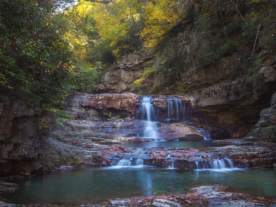St. Mary's Falls Virginia