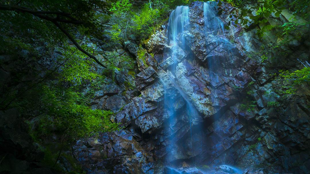 Falls Run Waterfall