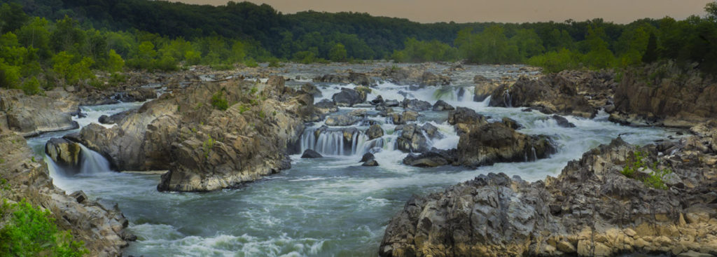 Great Falls Park - Overlook 3