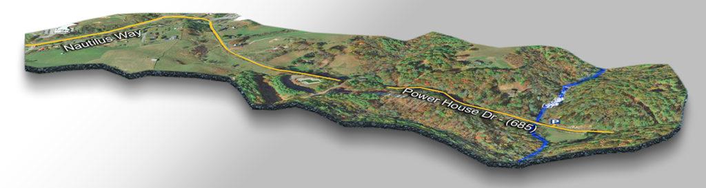 Map-Powerhouse Falls