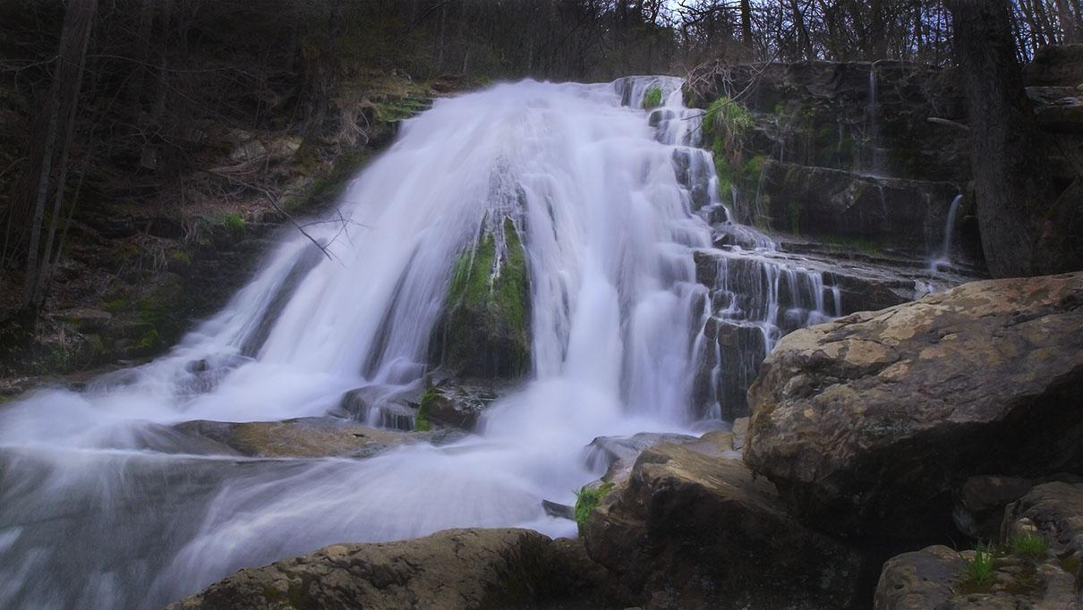 Roaring Run Falls
