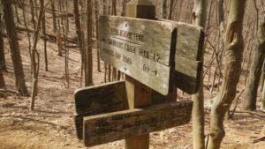 Apple Orchard Trail Signage