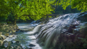 Big Cedar Creek Falls