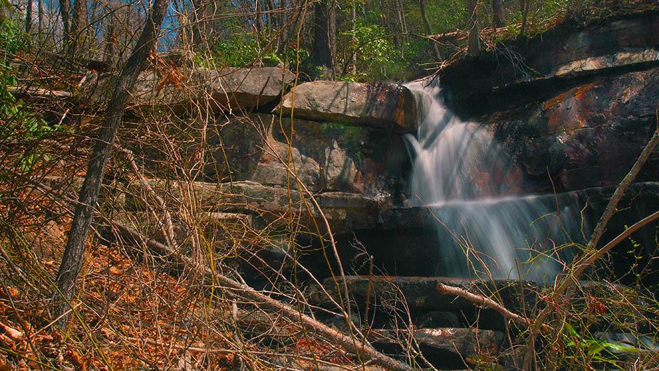 Chambers Ridge Falls