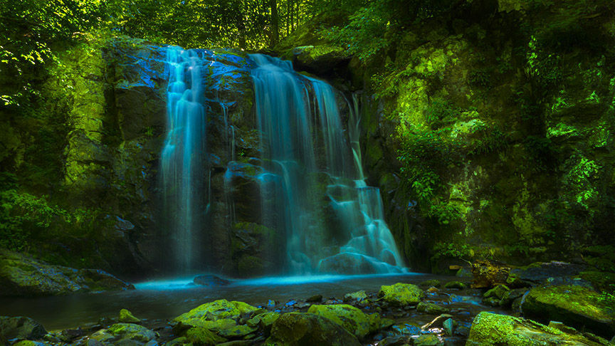 Falls of Naked Creek 2