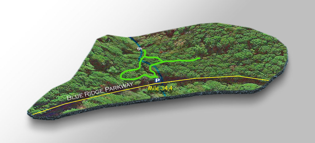 Trail Map-WigWam Falls