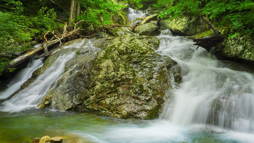 Tim's Creek Falls