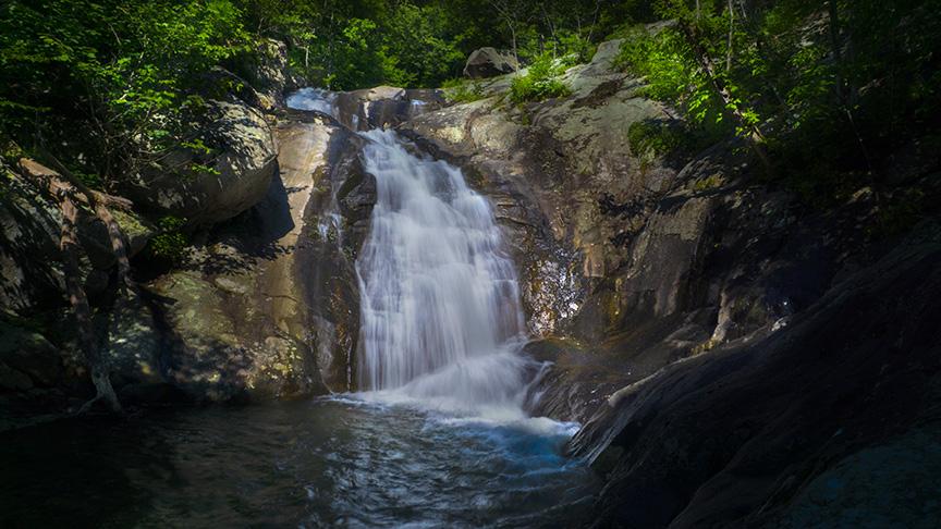 Whiteoak Canyon Falls #5
