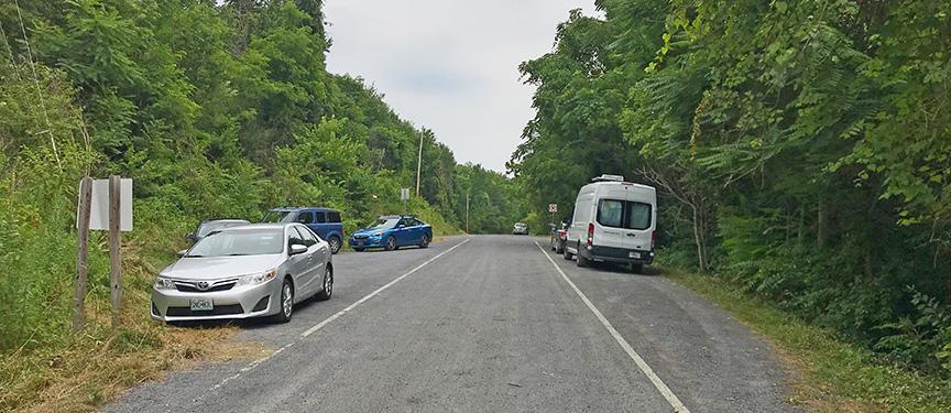 Overall Run - Lower Parking