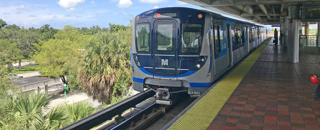 MetroRail-Train
