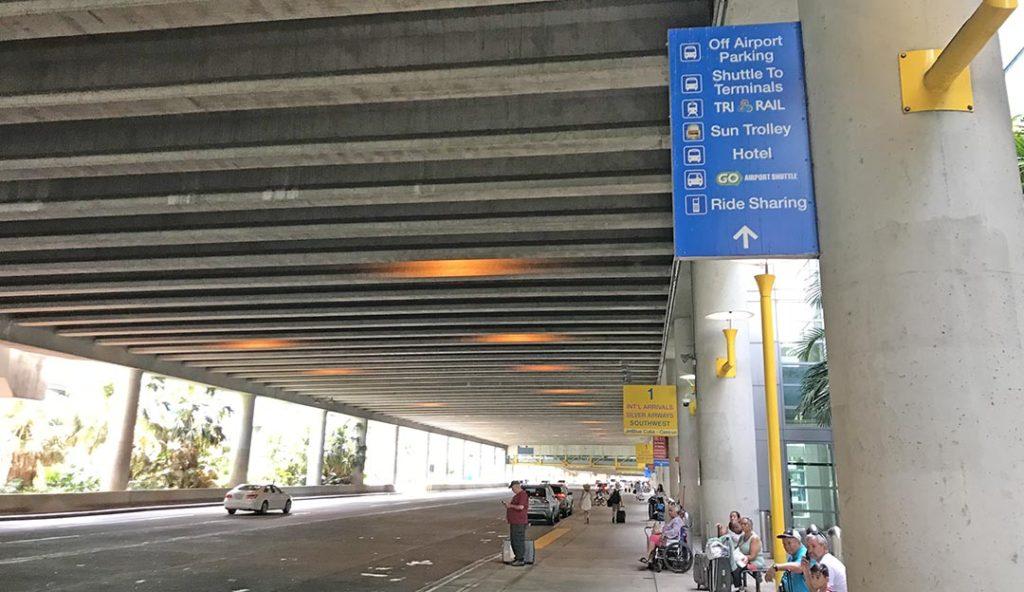 Tri-Rail FLL Sign