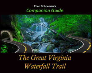 The Great Virginia Waterfall Road - Book Cover