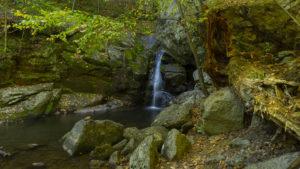 Hazel Falls - Shenandoah