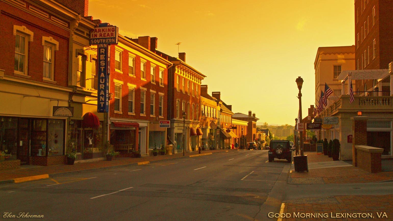Lexington Virginia