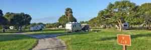 Everglades NP Camping at Flamingo