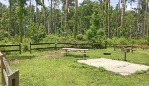 Florida River Island Campground