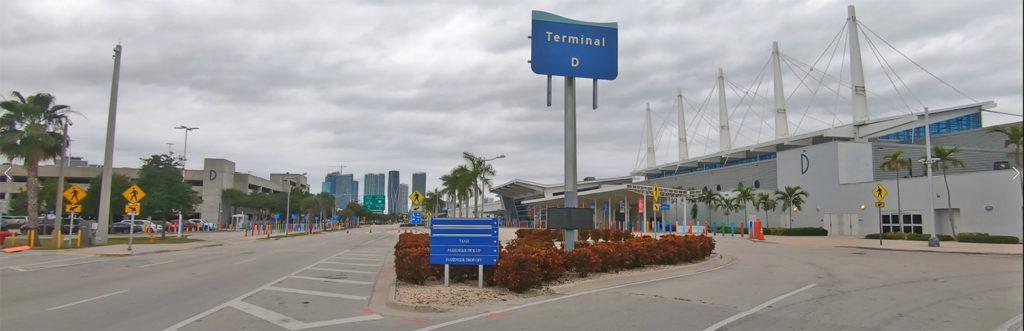 Parking Terminal D