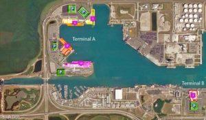 Port Canaveral Terminals