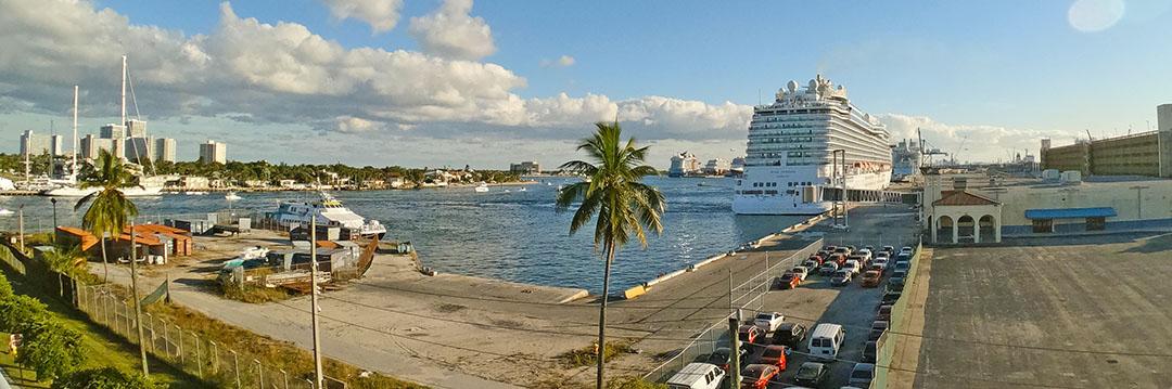Cruise Port Everglades