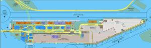 Port of Miami Terminals Map