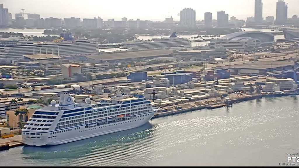 PortMiami from PTZtv
