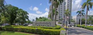 Pullman Hotel - Blue Lagoon