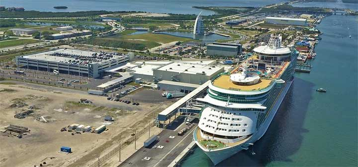 Cruise Port Canaveral Terminal 1